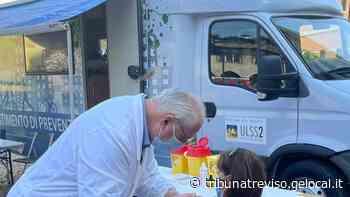 Trentenni vaccinati con Johnson&Johnson nel giorno degli over 60 - La Tribuna di Treviso