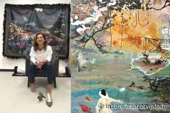 Marielle Plaisir, lauréate d'un prix d'art contemporain américain - Guadeloupe la 1ère - Outre-mer la 1ère