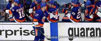 Les Islanders font plaisir à leurs partisans - Le Journal de Montréal