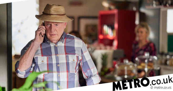 Home and Away spoilers: Alf's health on the line after increasing work pressures?