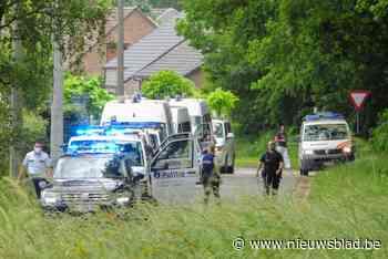 Politie houdt nieuwsgierigen op afstand bij vindplaats van Jürgen Conings, Dovo ter plaatse