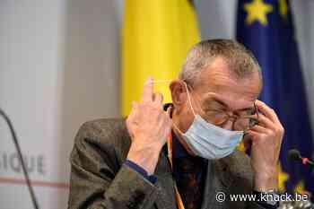 Minister Vandenbroucke: 'Mondmaskers afschaffen nog niet voor binnenkort'