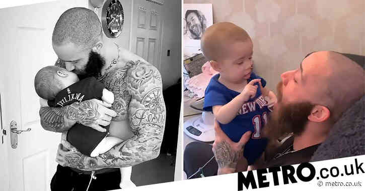 Ashley Cain says his heart is 'broken beyond repair' on first Father's Day after daughter Azaylia's death