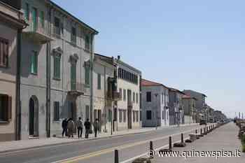 Scatta la chiusura del lungomare di Marina - Qui News Pisa
