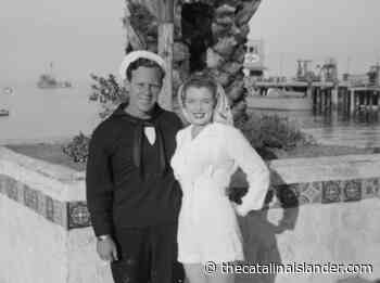 She came as Norma Jeane; she left to become Marilyn - The Catalina Inslader