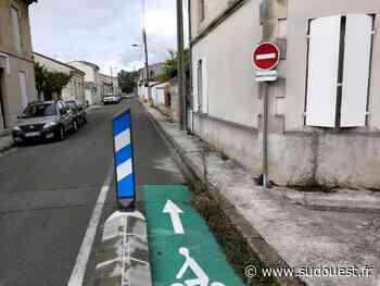 Libourne : la zone 30 déboule, le double sens cyclable arrive à la rentrée - Sud Ouest