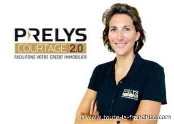 « Je me sens accompagnée, écoutée et rassurée », Céline Lauru (Courtière en prêt immobilier Prelys Courtage 2.0) - Toute-la-Franchise.com