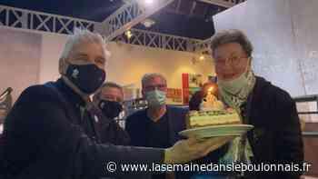 Étaples-sur-Mer : les 20 bougies de Maréis soufflées par Thérèse Guerville - La Semaine dans le Boulonnais
