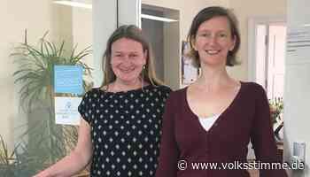 Jenny Chroust ist neu im Haus der Diakonie in Genthin - Volksstimme