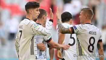 Euro 2020: 'Well done La Mannschaft' - Choupo-Moting & Boateng celebrate Germany win