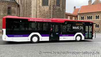 Buslinien 412 und 413 fahren ab Montag in Braunschweig anders