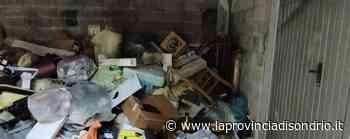 Case Aler di Sondrio Una discarica nei garage - La Provincia di Sondrio