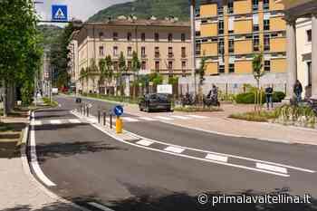 Più agevole e sicuro l'ingresso all'Ospedale di Sondrio - Prima la Valtellina