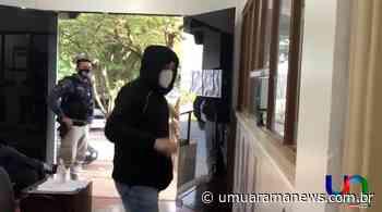 Preso na segunda fase da Operação Metástase deixa a cadeia de Umuarama - Umuarama News