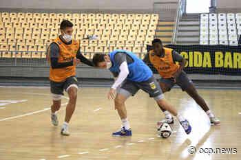 Com chance de entrar no 'G-5', Jaraguá Futsal e Umuarama voltam a se enfrentar na LNF - OCP News
