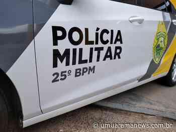 Dupla armada assalta comércio em Umuarama e foge sem deixar pistas - Umuarama News