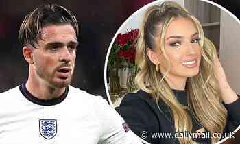 England's Jack Grealish 'rekindles romance with model Sasha Attwood as she cheers him on at Euros'