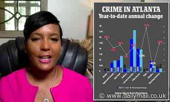 Atlanta mayor blames soaring crime on Republicans ending COVID restrictions early and lax gun laws
