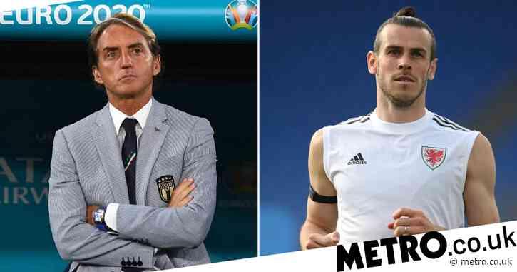 Gareth Bale hits back at Roberto Mancini after comparing Wales to Stoke City