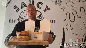Saucy Burger set to open on 17 Avenue
