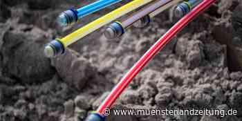 Glasfaserausbau in Lünen: Bezirksregierung Arnsberg macht Weg frei - Münsterland Zeitung