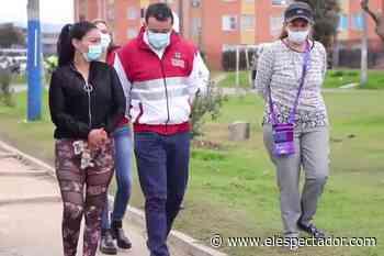 Personero de Bogotá recorrió zonas del Portal Américas afectadas por disturbios - El Espectador