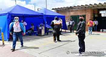 Pruebas de coronavirus gratis en Bogotá: puntos de atención para este viernes 18 de junio - Revista Semana