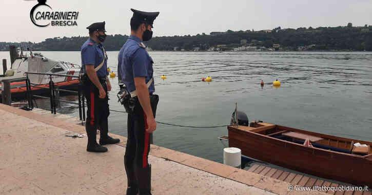 Lago di Garda, cadavere di un 37enne ritrovato su una barca dopo uno scontro: indagati due turisti tedeschi. Dispersa una 25enne