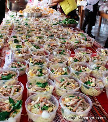 Huaral preparó 1,500 platos bandera de la provincia previo al 'Día de la Sopa García' - Viajando por Perú