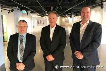 Major project for Delta's yet to open museum - Delta-Optimist