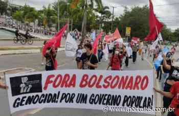 Atos em Campina Grande pedem impeachment de Bolsonaro - Portal T5