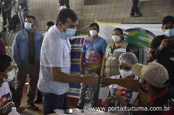 Wilson Lima anuncia investimentos em educação e infraestrutura do município de Manacapuru - Portal Tucumã
