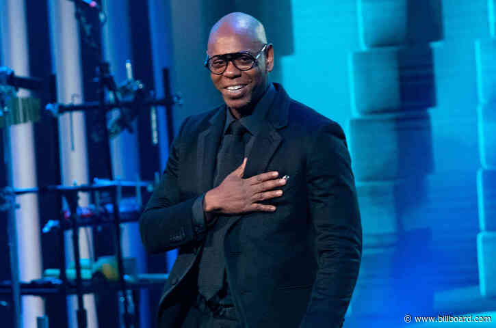 Radio City Music Hall Reopens With Dave Chappelle, Star-Studded Surprise Rap Concert