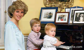 Princess Diana's incredible birth stories with Prince William and Prince Harry