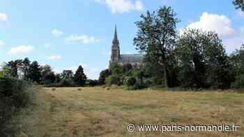 Le projet des Jardins de la Basilique de Bonsecours verra-t-il le jour ? - Paris-Normandie