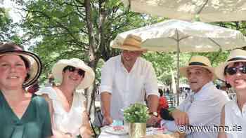 Gartenfest Kassel im Schlosspark Wilhelmsthal: Zwischen Stöbern und Schattenplatz - HNA.de