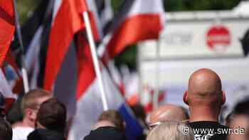 Ludwigshafen: Mehr Rechtsextremismus auch in der Pfalz - SWR