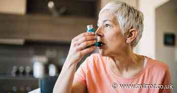 Coronavirus patients using asthma inhalers are 'recovering three days quicker'