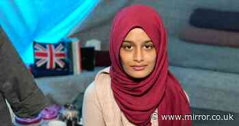 Shamima Begum 'wore ISIS badge' and tried to recruit classmates before she fled