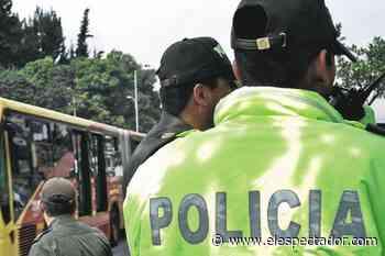 Durante este domingo más de 8.000 policías garantizarán la seguridad de Bogotá - El Espectador