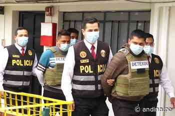 Huancayo: Policía captura a dos miembros de la banda los Malditos del Centro - Agencia Andina