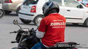 Zomato delivery man receives bike as a gift, used to travel 9 km on bicycle to deliver food