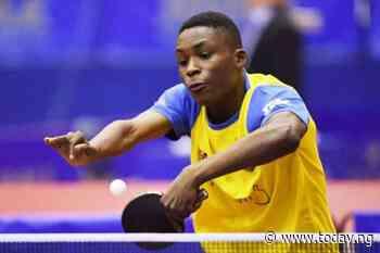 Taiwo Mati gets ITTF scholarship