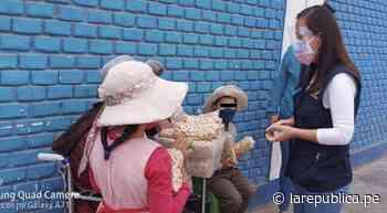 Chiclayo: Fiscalía rescata a cuatro niños que eran presuntamente explotados en las calles - LaRepública.pe
