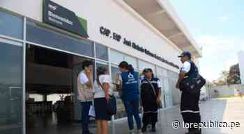Lambayeque: anuncian obras en principal pista de aterrizaje de aeropuerto de Chiclayo - LaRepública.pe