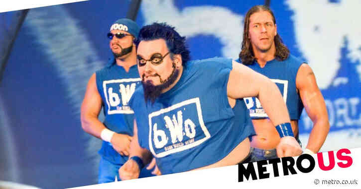 Ex-WWE and ECW legend The Blue Meanie is NOT dead as he celebrates 'resurrection' after death 'hoax'