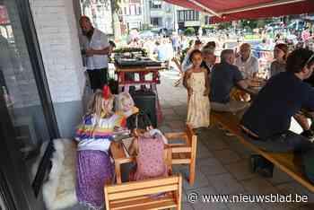 Nieuw café mikt ook op jonge ouders<BR />