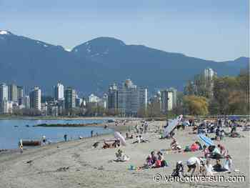 Vancouver Weather: Heat wave alert issued for Lower Mainland