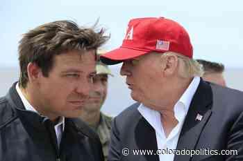 Florida Gov. Ron DeSantis edges out Donald Trump in Western Conservative Summit's presidential straw poll - coloradopolitics.com