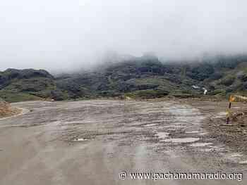 Obra de la carretera Macusani – Abra Susuya figura sin ejecución financiera - Pachamama radio 850 AM